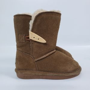 Bearpaw Baby Warm Fully Lined Winter Boots